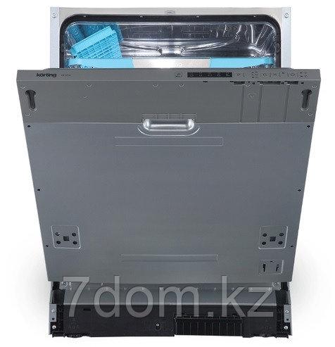 Встраиваемая посудомойка 60 см Korting KDI 60140