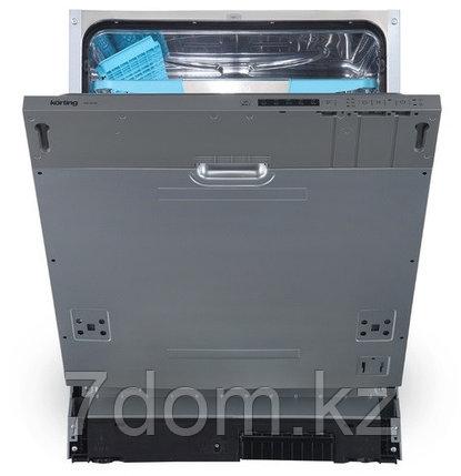 Встраиваемая посудомойка 60 см Korting KDI 60140 , фото 2