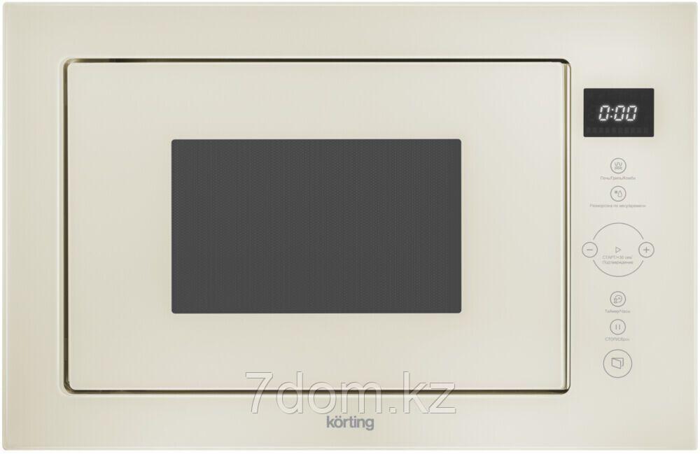 Встраиваемая СВЧ Korting KMI 825 RGB