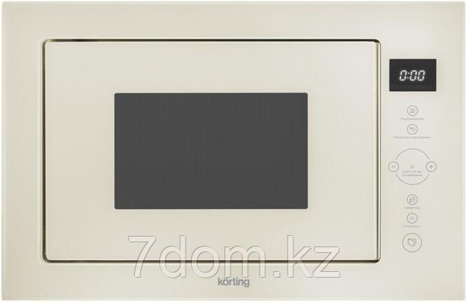 Встраиваемая СВЧ Korting KMI 825 RGB, фото 2