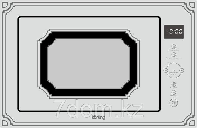 Встраиваемая СВЧ Korting KMI 825 RGW, фото 2