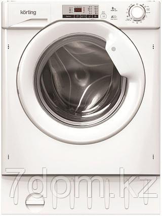 Встраиваемая стир.машина Korting KWMI 1480 W , фото 2