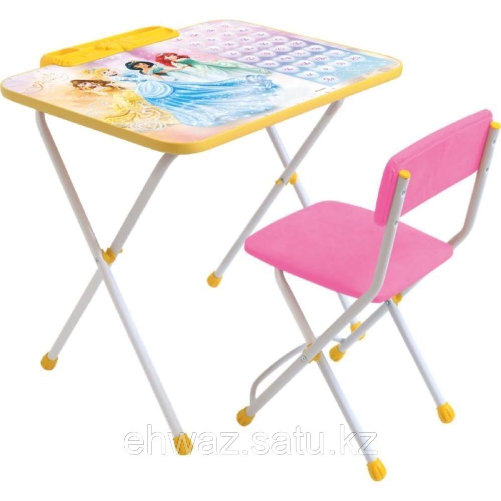 Набор детской мебели складной НИКА Д2П Принцесса Disney