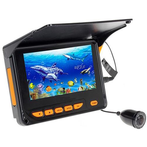 Видеокамера для рыбалки 4,3″ Syanspan F05 с кабелем 20 м