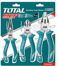 Набор губцевого инструмента TOTAL THT2K0301