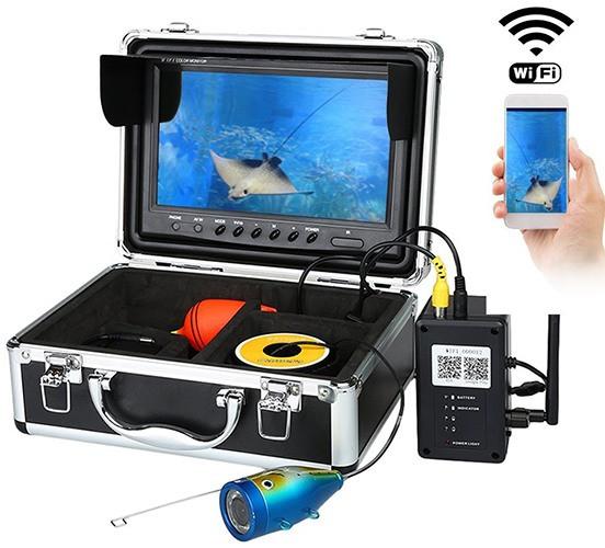 """Видеокамера для рыбалки """"SyanSpan 750DVR"""""""