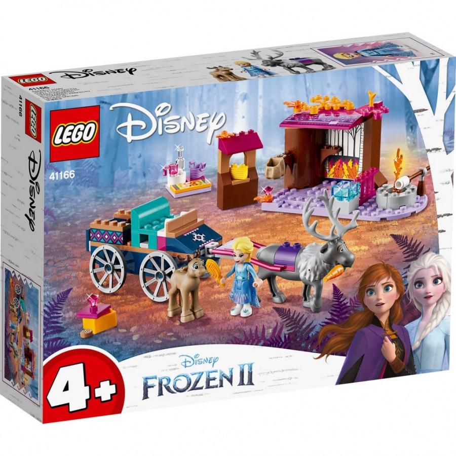 41166 Lego Disney Princess Дорожные приключения Эльзы, Лего Принцессы Дисней