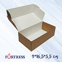 Коробка 9*16,5*5,5см крафт
