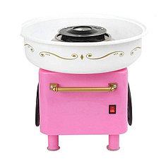 Аппарат для приготовления сладкой ваты на колесиках, фото 2