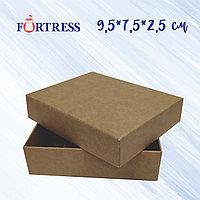 Коробка крышка+дно 9,5*7,5*2,5см крафт
