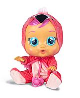Пупс Cry Babies плачущая интерактивная кукла Край Беби