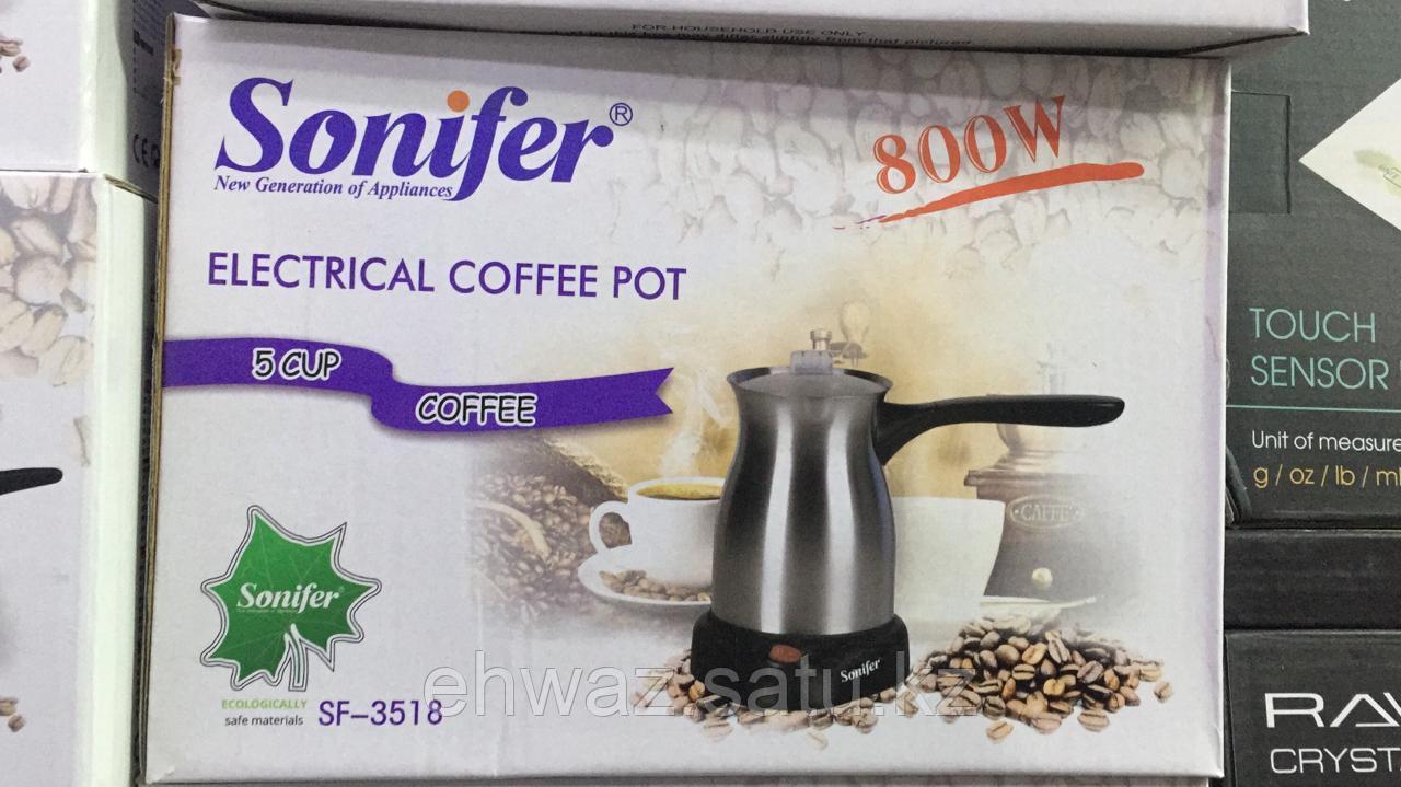 Кофеварка-турка электрическая Sonifer