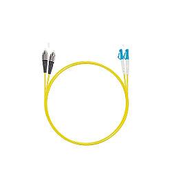 Патч Корд Оптоволоконный LC/UPC-LC/UPC MM OM1 62.5/125 Duplex 3.0мм 1 м