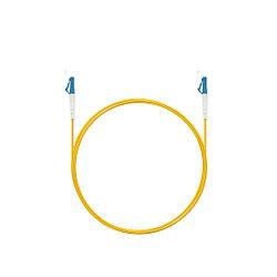 Патч Корд Оптоволоконный LC/UPC-LC/UPC SM 9/125 Simplex 3.0мм 1,5 м