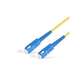 Патч Корд Оптоволоконный SC/UPC-SC/UPC SM 9/125 Simplex 3.0мм 5 м