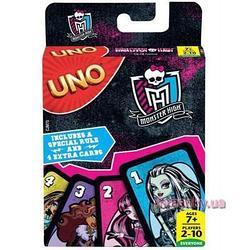 Игра UNO Monster High обновленная