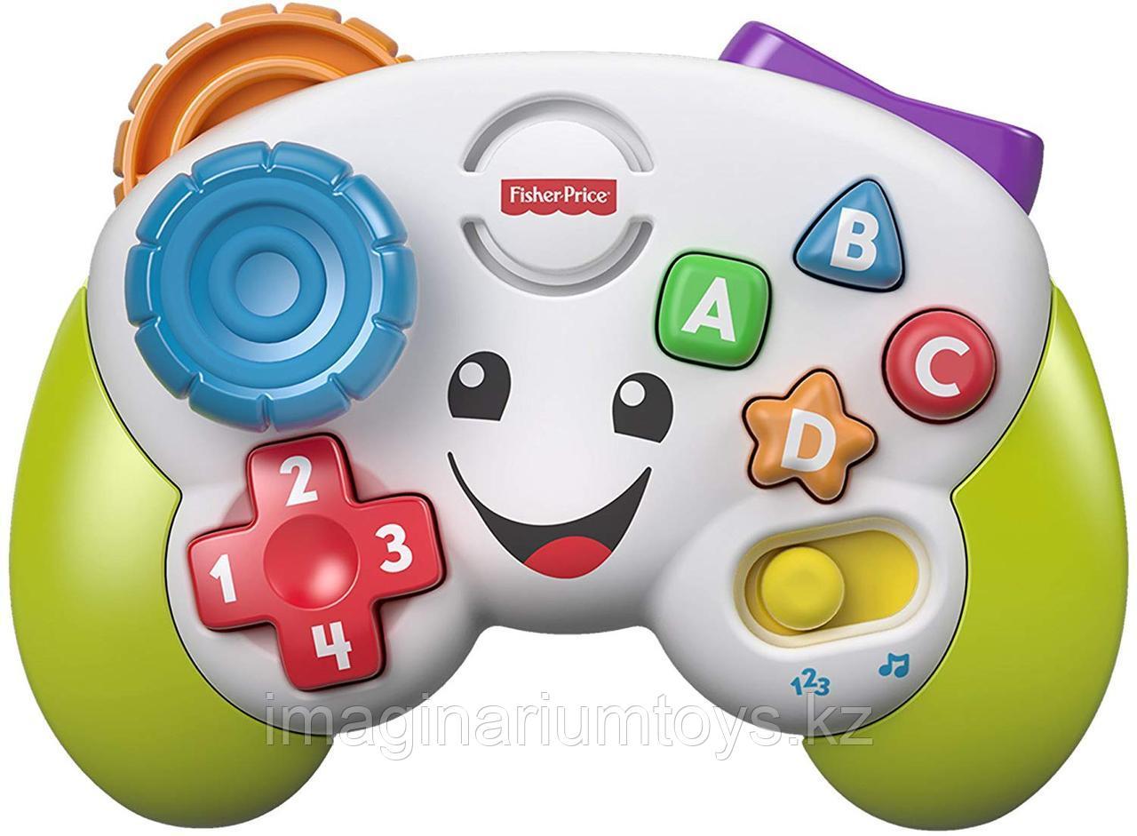 Интерактивная развивающая игрушка Игровой пульт Fisher-Price