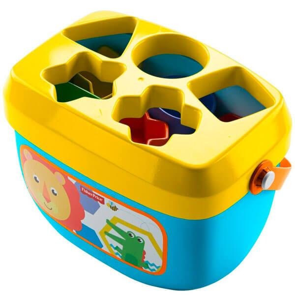 Mattel Fisher-Price  Фишер Прайс Первые кубики малыша