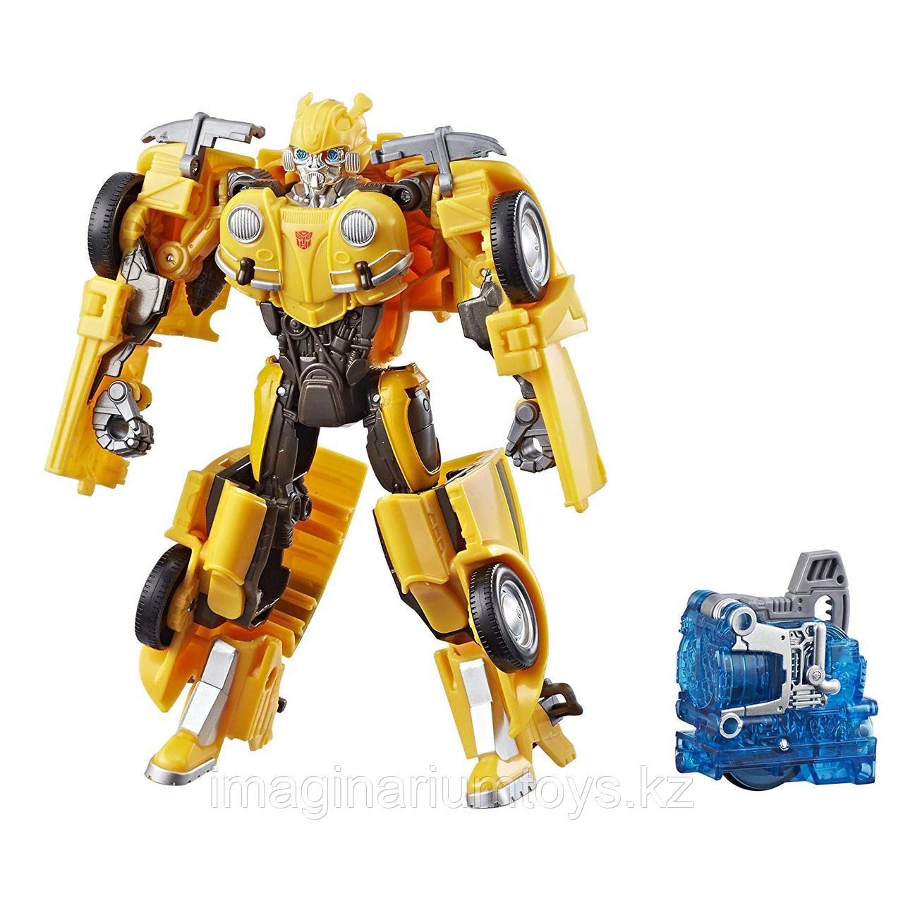 Трансформер Бамблби 17 см Заряд Энергона Hasbro