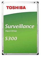 """Жесткий диск HDD Toshiba Surveillance S300 [HDWT360UZSVA], 6 TB/ 3.5""""/ SATA III"""