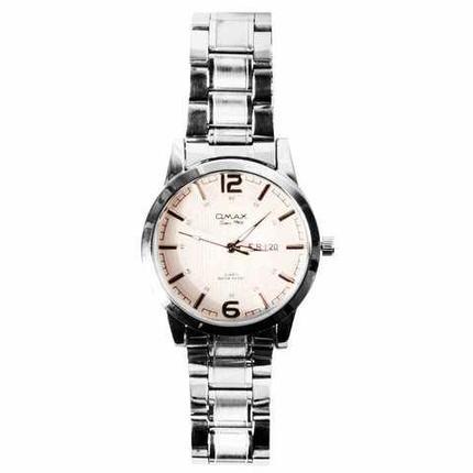 Часы мужские кварцевые водонепроницаемые OMAX 2448 (Белый), фото 2