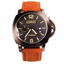 Комплект «Он в шоколаде»: сумка Jeep + часы Panerai Luminor, фото 3