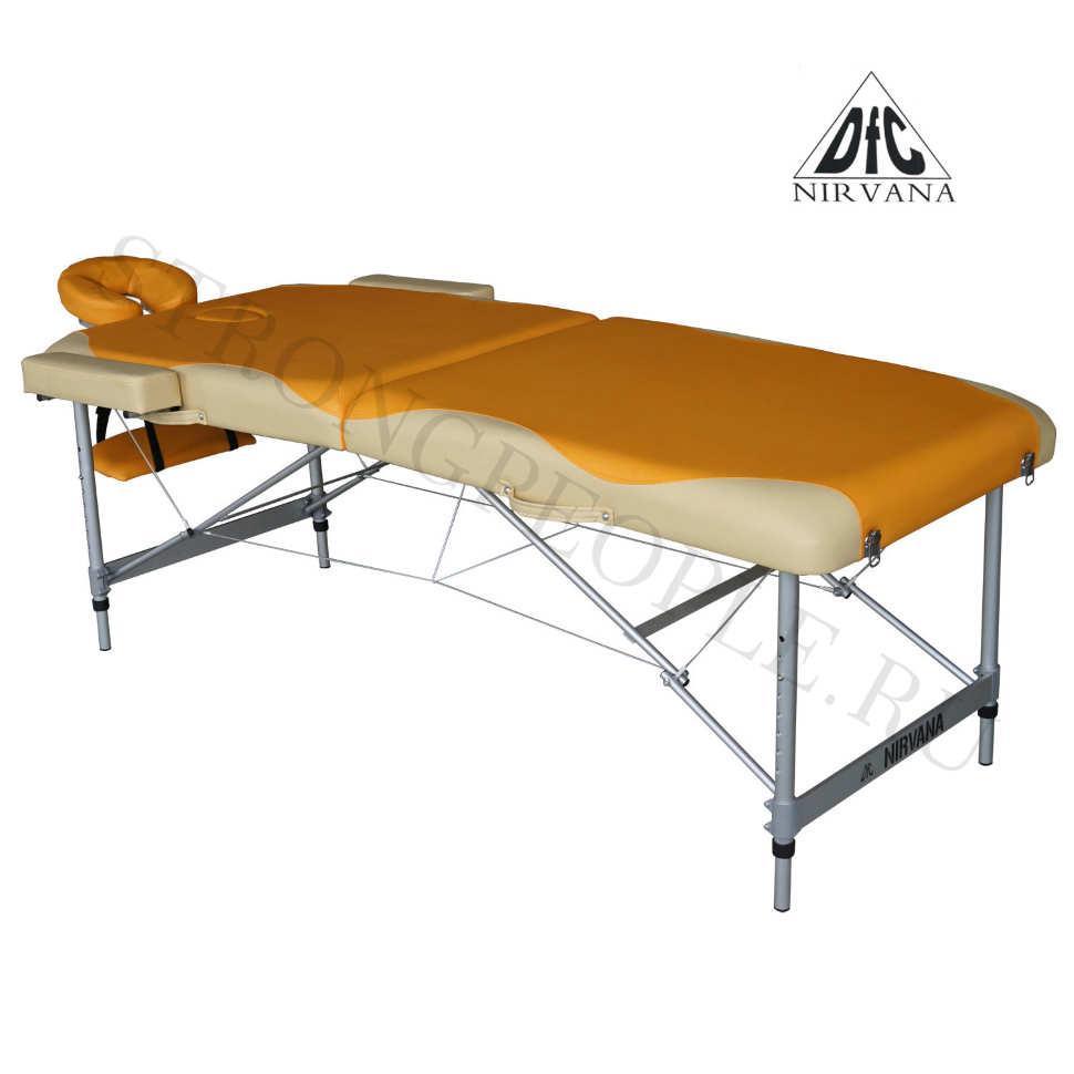 Складной массажный стол DFC Nirvana Elegant Premium