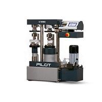 Автоматическая машина с двойной камерой для испытания на сжатие и изгиб
