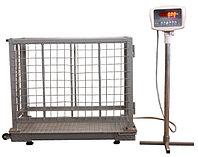 Весы для взвешивания животных  Элефант -21 В