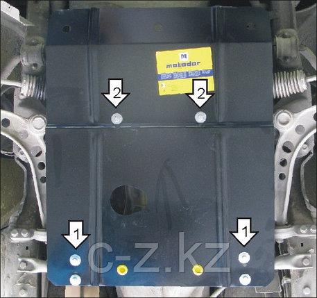 Защита картер для BMW E-36, фото 2