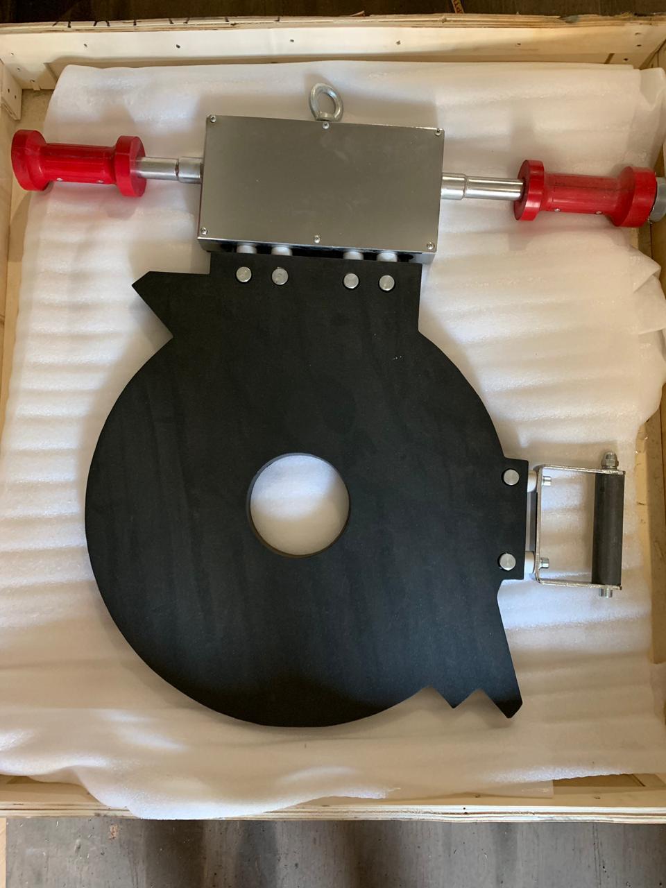 Пластина нагревательная PTFE