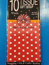 Бумага тишью, tissue paper , 50х66 см, Алматы