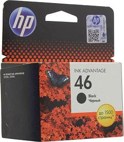 Картридж HP №46 чёрный