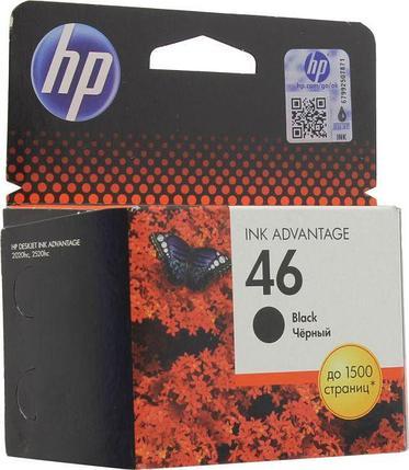 Картридж HP №46, фото 2