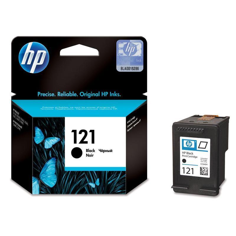 Картридж HP №121 черный