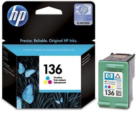 Картридж HP №136, фото 2