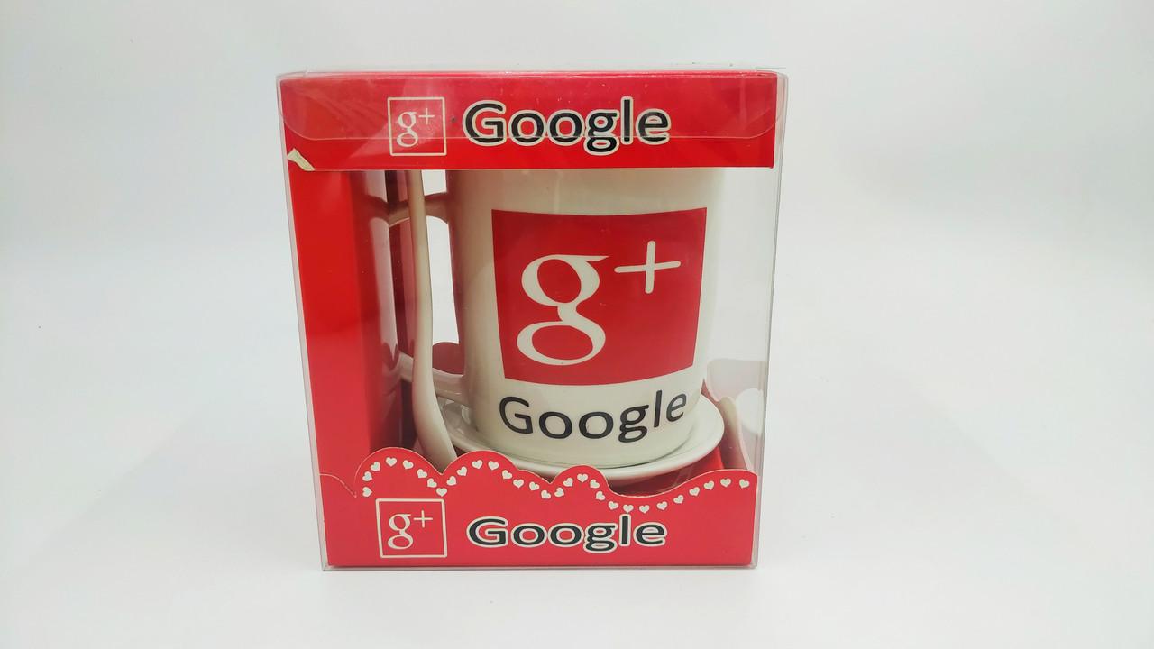 "Кружка ""GOOGLE+"""