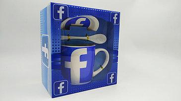 """Кружка """"Facebook"""""""