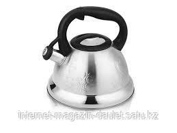 Чайник со свистком Fissman 3л