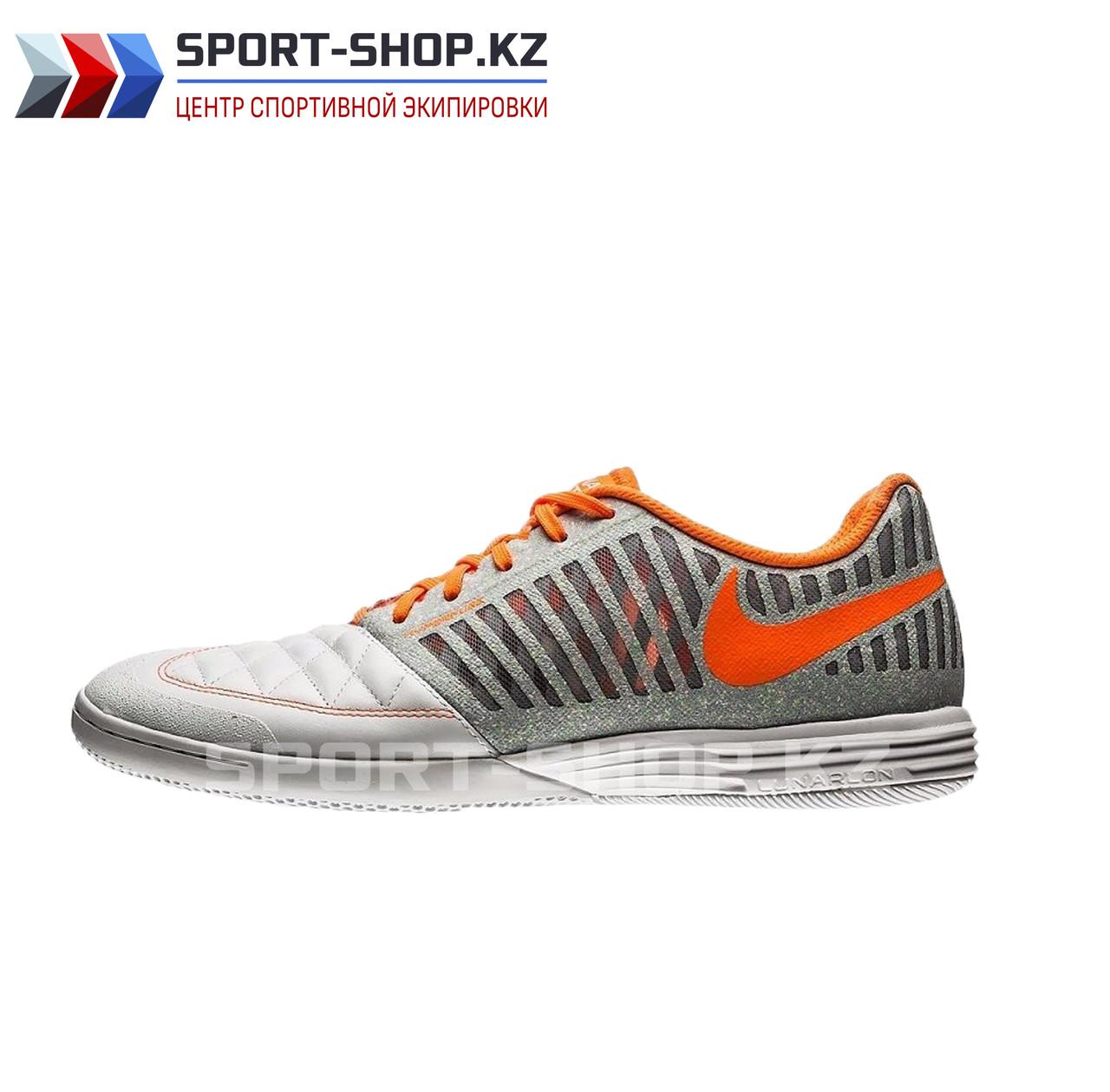 Футзалки Nike Lunar Gato II white