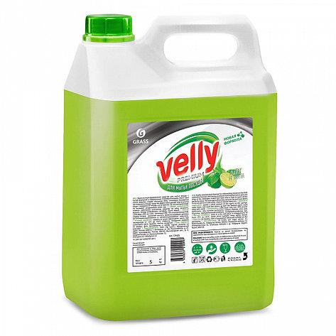 Средство для мытья посуды Velly Premium лайм и мята, фото 2