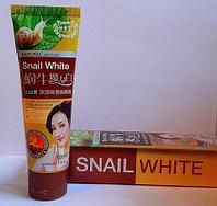 Смягчающая крем-маска Snail White
