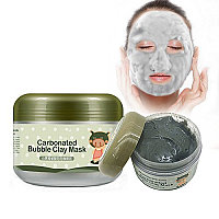 Пузырьковая очищающая маска Carbonated Bubble Clay Mask