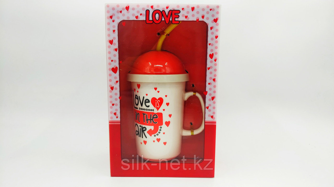 """Кружка """"Love"""" подарки для всех"""
