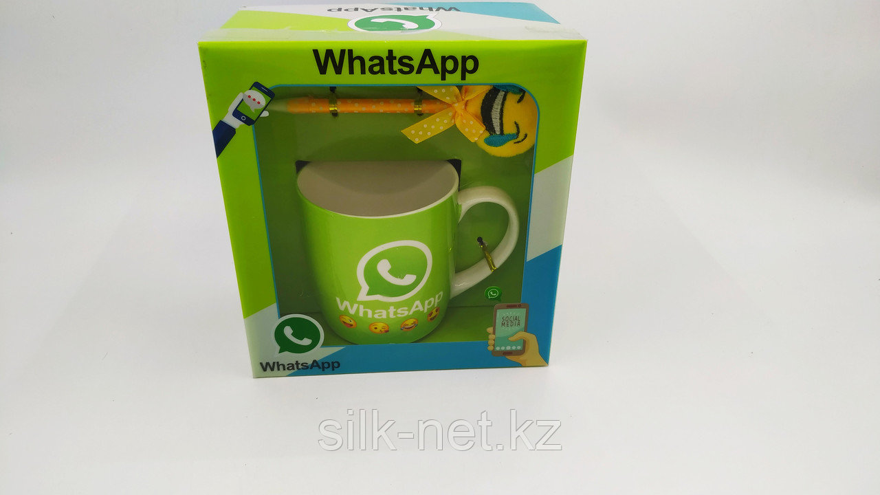 "Кружка ""WhatsApp"""