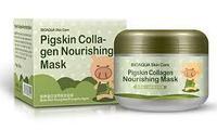 Коллагеновая питательная маска для лица Pigskin Collagen Nourishing Mask, фото 1