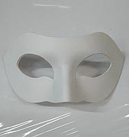 Венецианская маска для декорирования из папье-маше Коломбина