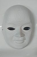 Венецианская маска для декорирования из папье-маше с узором Но