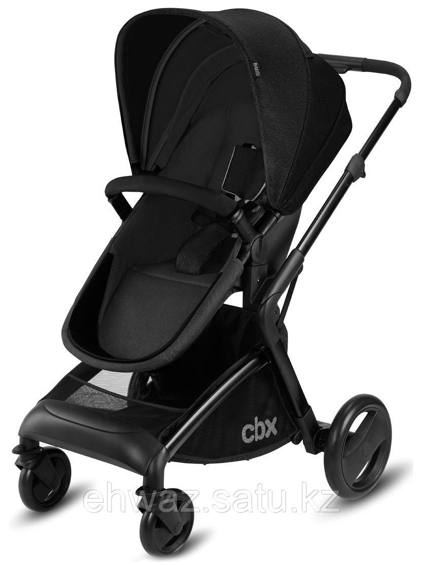 Коляска 2в1 CBX by Cybex Bimisi Pure Smoky Anthracite