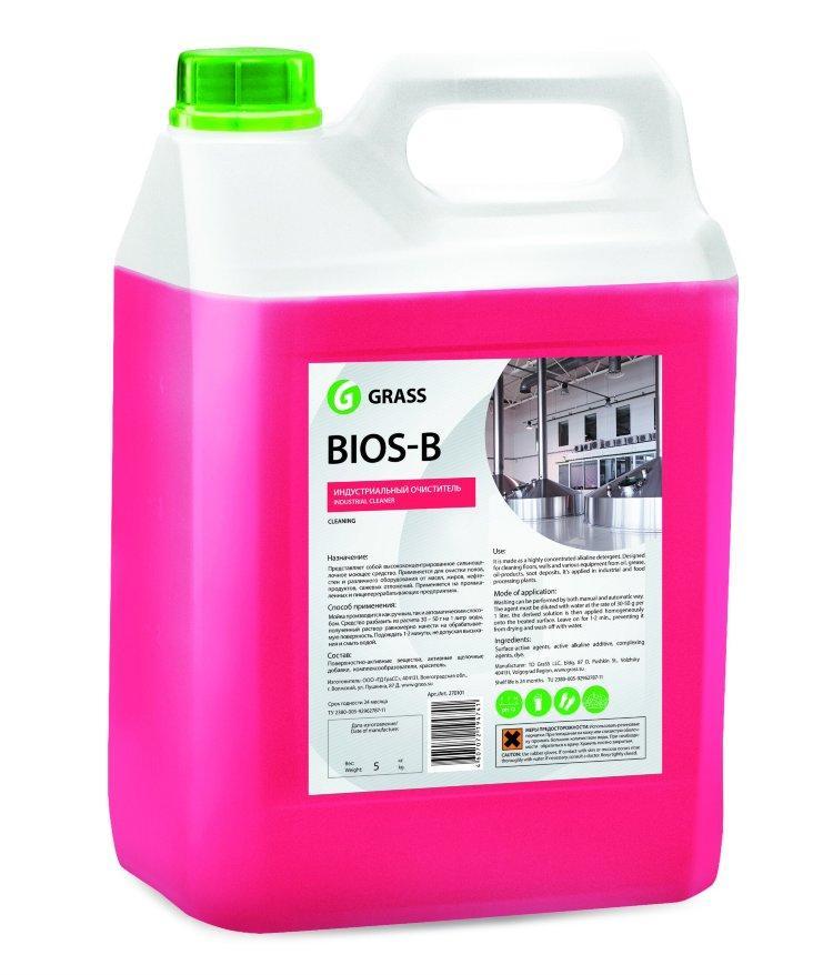 Щелочное моющее средство Bios – B